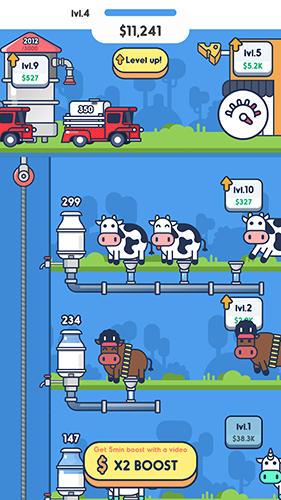 Milk factory screenshot 3