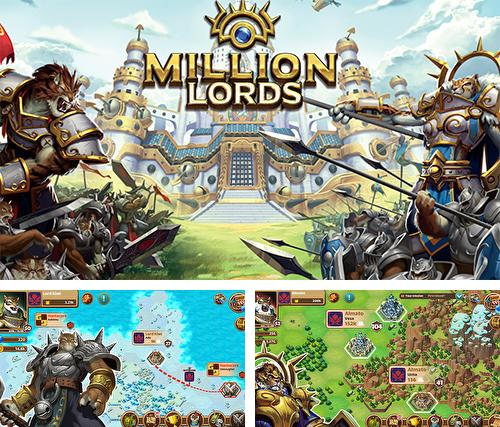 Million lords: Real time strategy