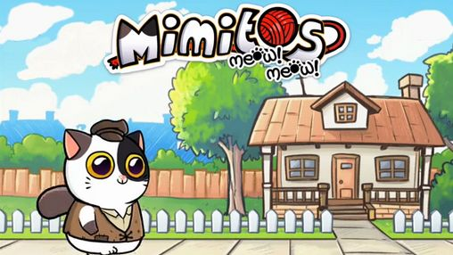 Mimitos Meow! Meow!: Mascota virtual обложка