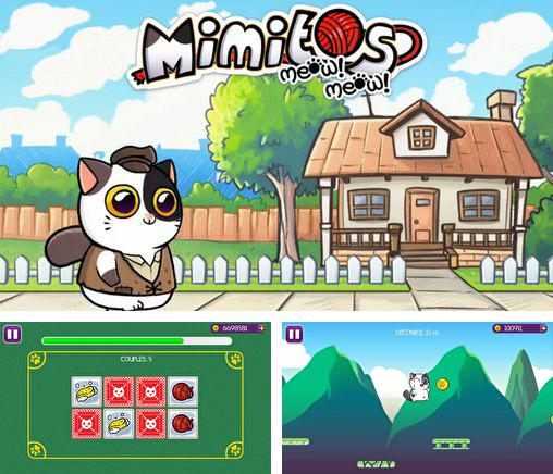 Mimitos Meow! Meow!: Mascota virtual