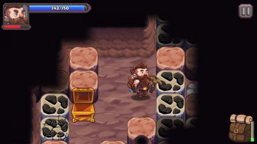 Screenshots von Mine quest 2 für Android-Tablet, Smartphone.