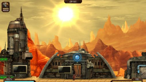 Screenshots do Mines of Mars - Perigoso para tablet e celular Android.
