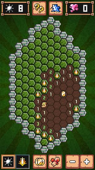 Jogue Minesweeper: Collector para Android. Jogo Minesweeper: Collector para download gratuito.