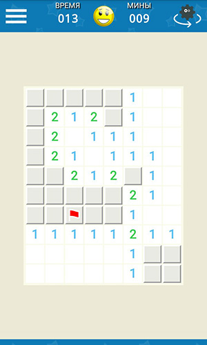 Screenshots von Minesweeper master für Android-Tablet, Smartphone.