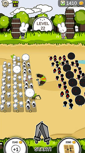 Download Game Android Mini Army