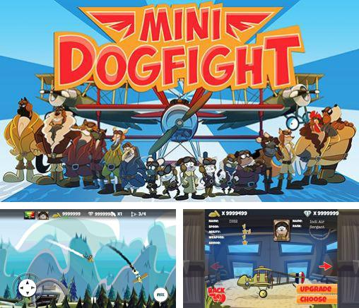 In addition to the game Fruit Roll for Android phones and tablets, you can also download Mini dogfight for free.