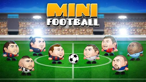 Mini football: Soccer head cup