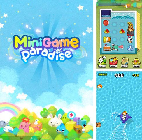 In addition to the game One tap hero for Android phones and tablets, you can also download Minigame: Paradise for free.