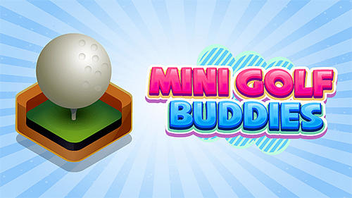 Mini golf buddies poster