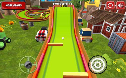 Mini Golf Cartoon Farm For Android Download Apk Free