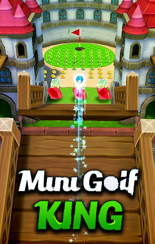 Mini golf king: Multiplayer game обложка