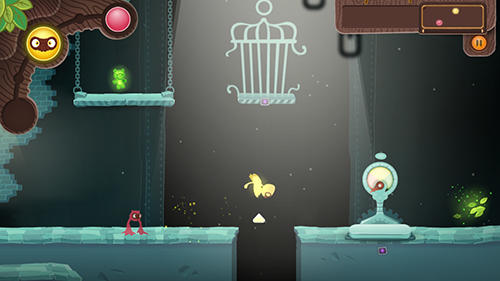 Screenshots von Mini Ini Mo: Puzzle adventure für Android-Tablet, Smartphone.