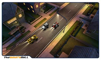Screenshots von Mini Motor Racing für Android-Tablet, Smartphone.