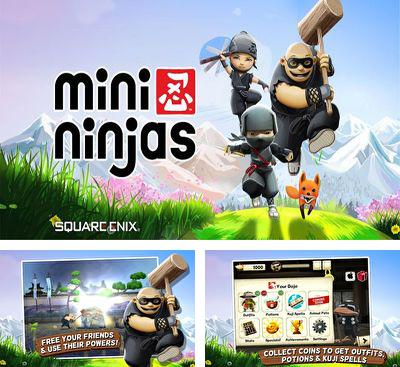 In addition to the game Mini Dash for Android phones and tablets, you can also download Mini Ninjas for free.