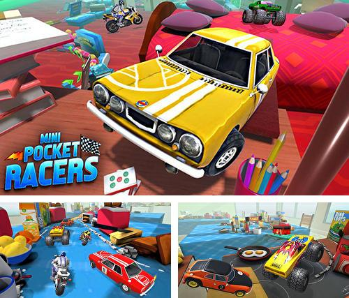 Mini pocket racers