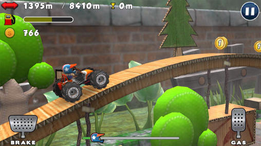 Juega a Mini racing: Adventures para Android. Descarga gratuita del juego Mini carreras: Aventuras .