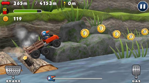 Capturas de pantalla de Mini racing: Adventures para tabletas y teléfonos Android.