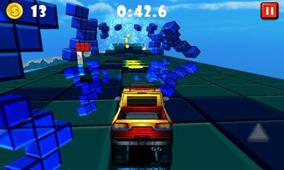 Screenshots von Minicar Champion Circuit Race für Android-Tablet, Smartphone.