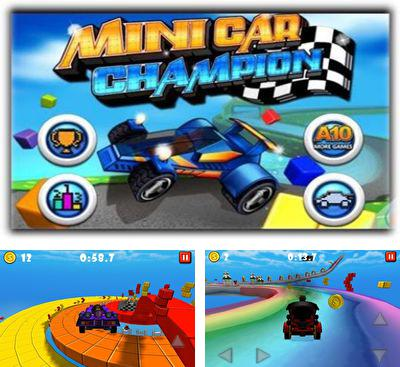 In addition to the game 4x4 Offroad Racing for Android phones and tablets, you can also download Minicar Champion Circuit Race for free.