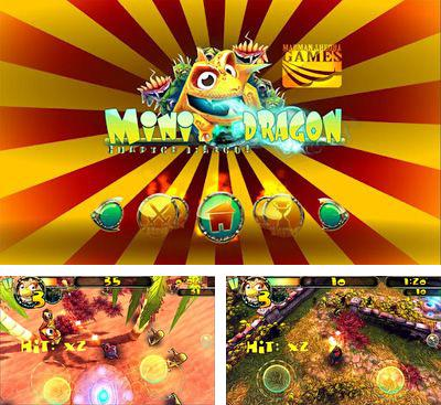 In addition to the game Hextacy for Android phones and tablets, you can also download MiniDragon for free.