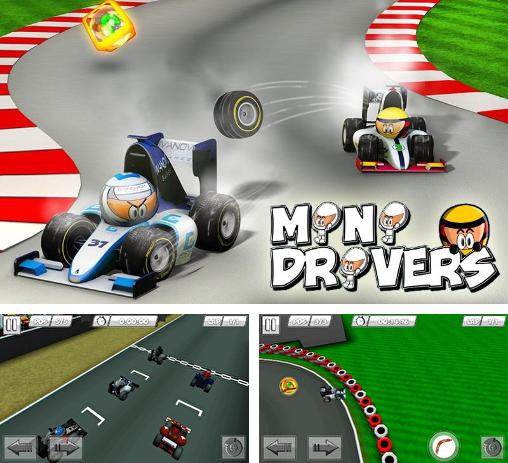 In addition to the game Monster Madness for Android phones and tablets, you can also download Minidrivers for free.