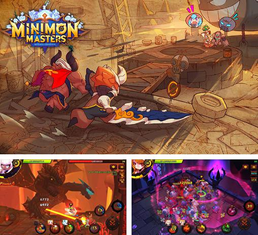 Minimon masters: Another chronicle