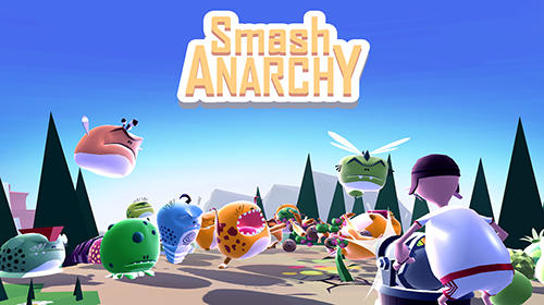 Minion shooter: Smash anarchy poster