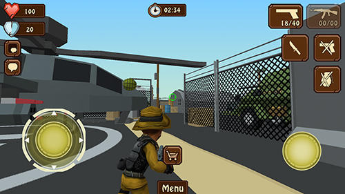 Ministrike screenshot 3