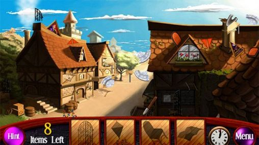 Screenshots von Miriel's enchanted mystery für Android-Tablet, Smartphone.