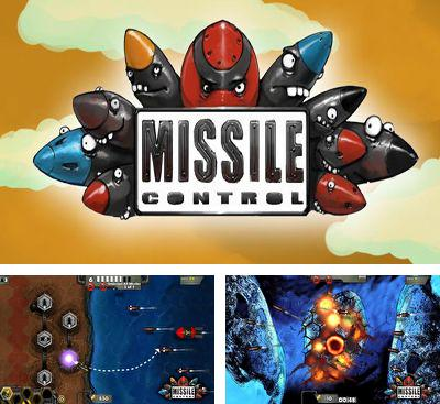 In addition to the game BadBoys for Android phones and tablets, you can also download Missile Control for free.