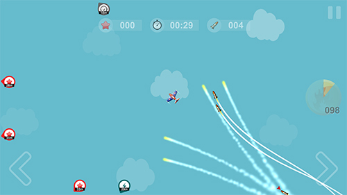 Missile escape screenshot 2