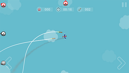 Missile escape screenshot 4