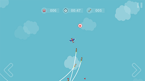 Missile escape screenshot 5