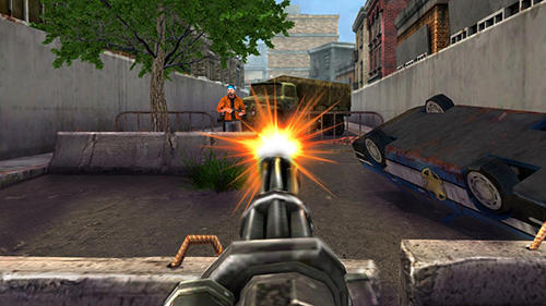 Kostenloses Android-Game Mission: Counter Strike. Vollversion der Android-apk-App Hirschjäger: Die Mission counter strike für Tablets und Telefone.