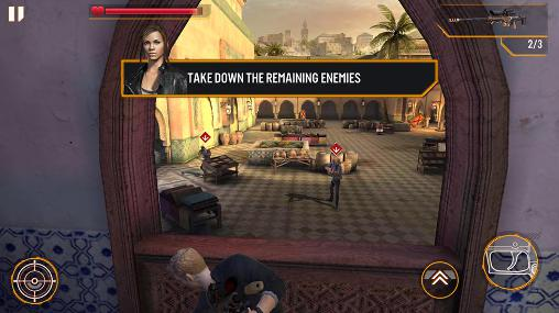 Juega a Mission impossible: Rogue nation para Android. Descarga gratuita del juego Misión imposible: Tribu de canallas.
