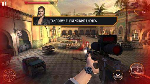 Screenshots von Mission impossible: Rogue nation für Android-Tablet, Smartphone.