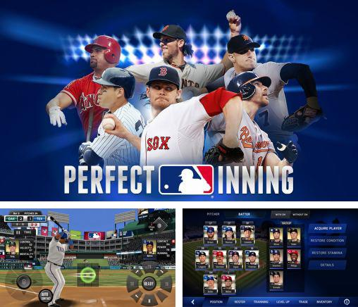 In addition to the game MLB.com Home Run Derby for Android phones and tablets, you can also download MLB Perfect inning for free.