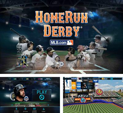 In addition to the game Going Going Gone for Android phones and tablets, you can also download MLB.com Home Run Derby for free.