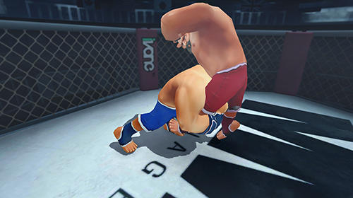 Screenshots von MMA manager by Prey studios für Android-Tablet, Smartphone.