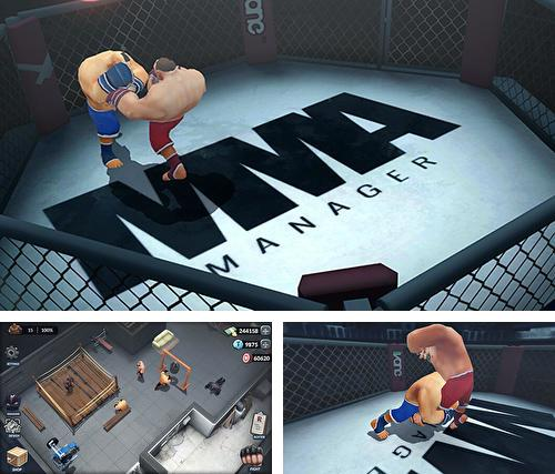 MMA manager by Prey studios
