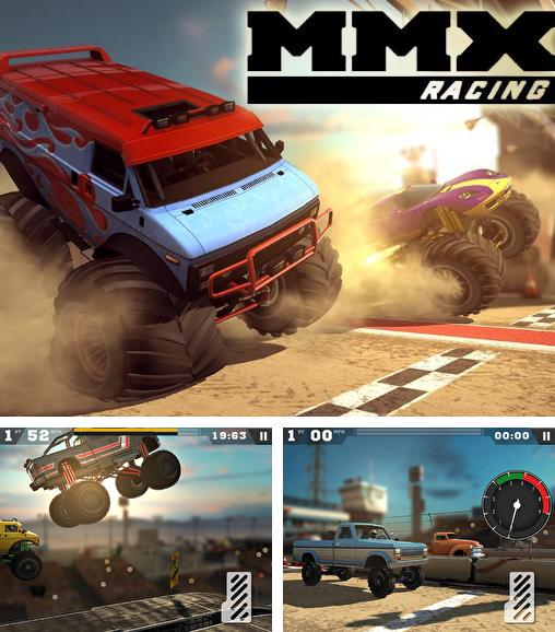 In addition to the game Offroad Legends for Android phones and tablets, you can also download MMX racing for free.