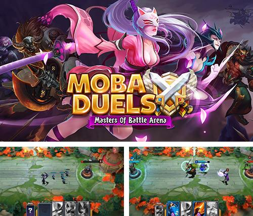 MOBA duels: Masters of battle arena