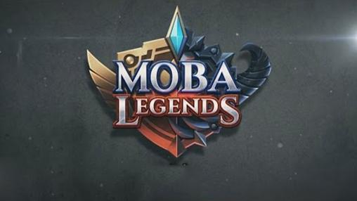 MOBA legends poster