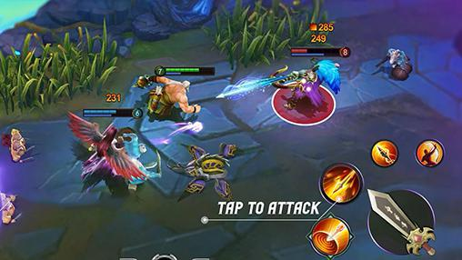 MOBA legends screenshot 3