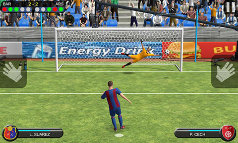 Get full version of Android apk app Stickman soccer 2016 for tablet and phone.