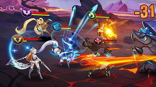 Mobile legends: Adventure screenshot 2