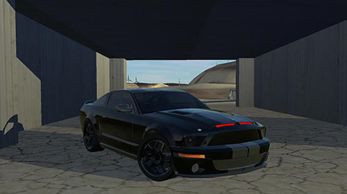 Modern american muscle cars screenshot 1