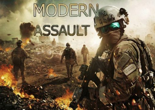 Modern assault multiplayer poster