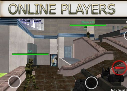 Modern assault multiplayer screenshot 3