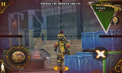 Download Modern Combat: Sandstorm Android free game.